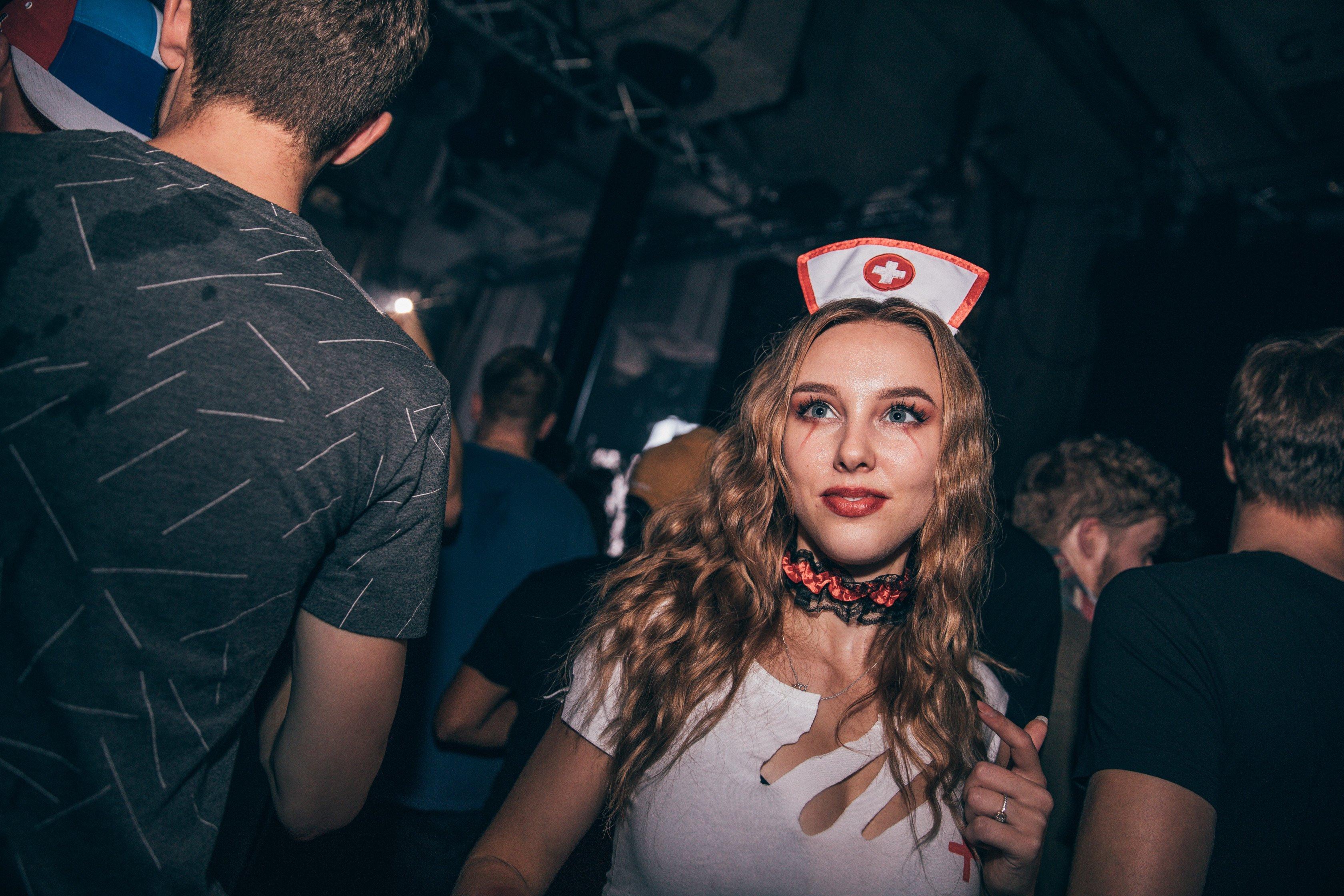Night life Halloween