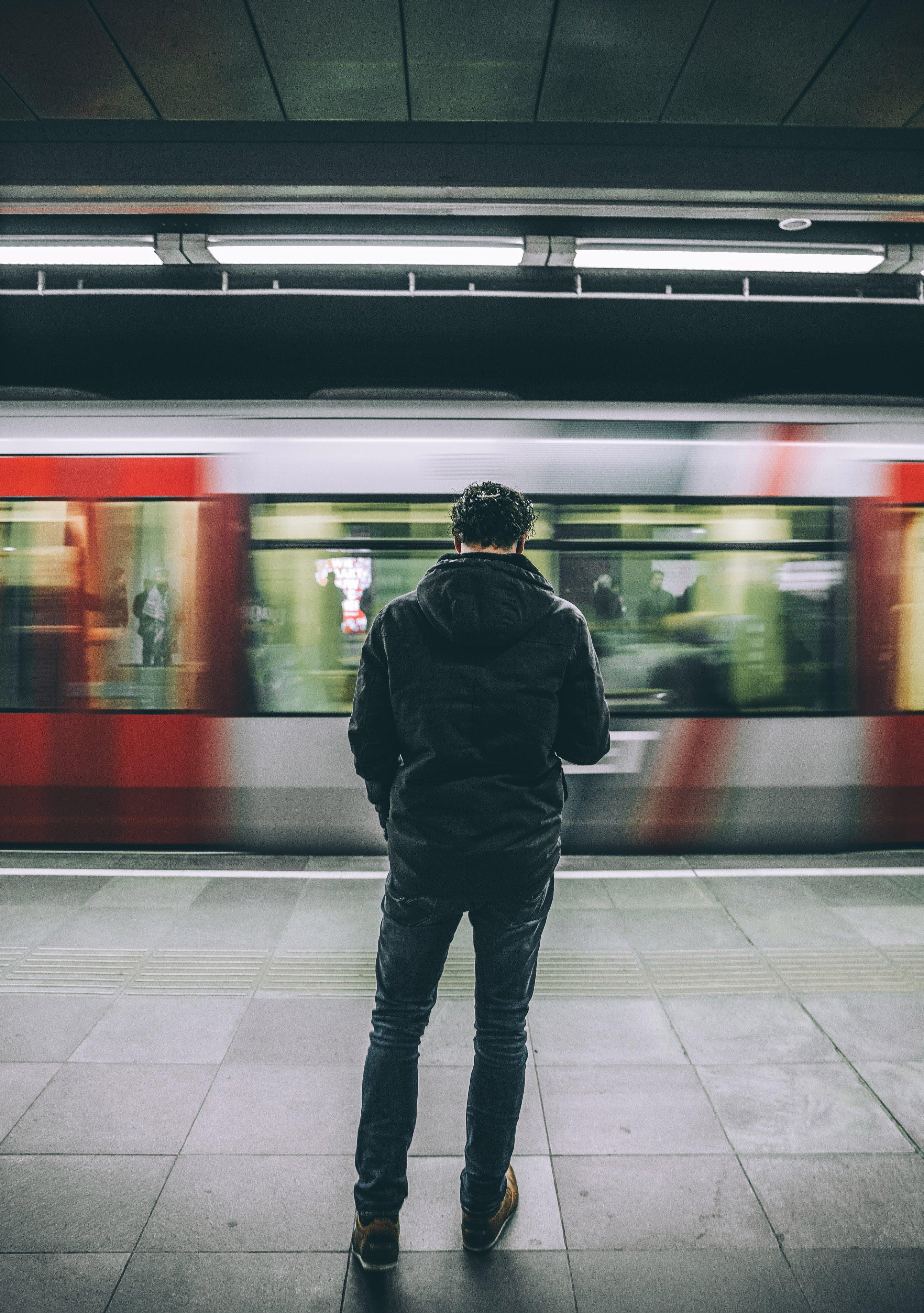 Rotterdam Metro beurs