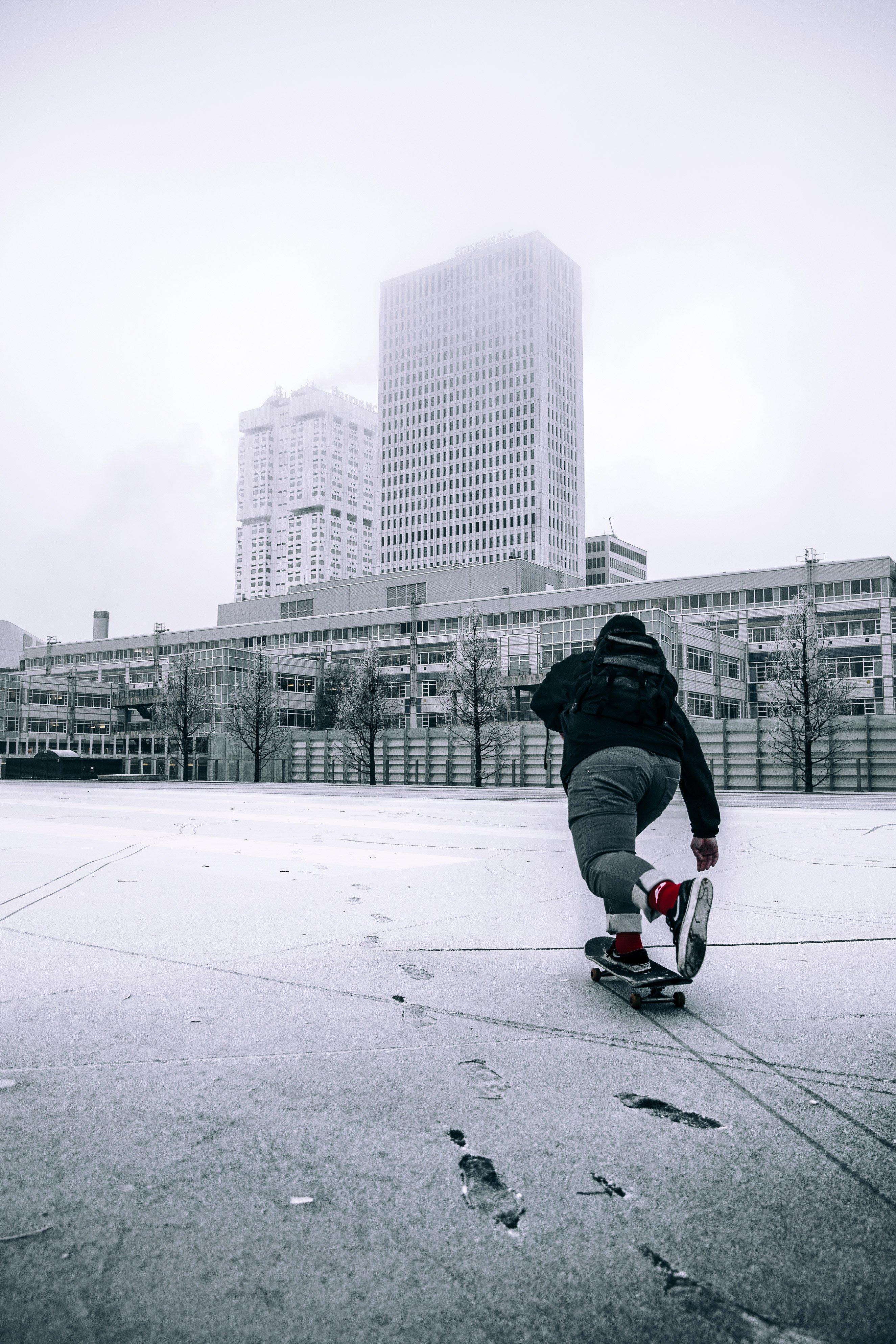 Rotterdam erasmus mc