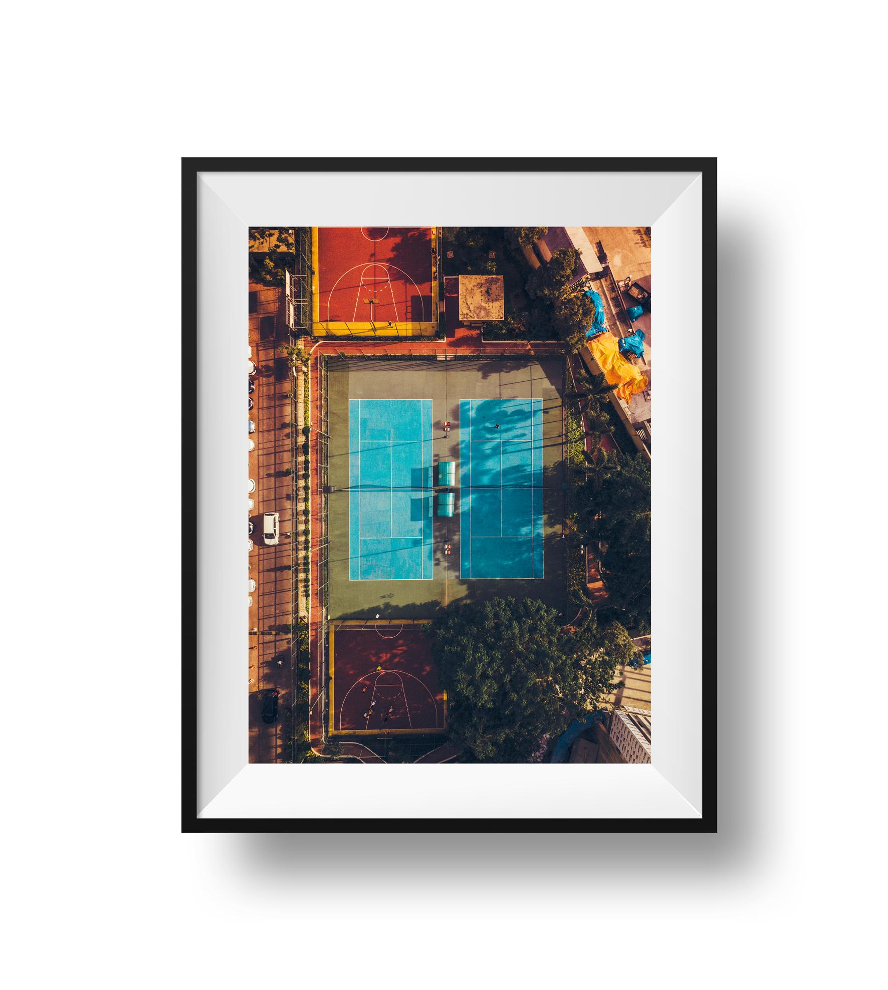 Jakarta Courtyard